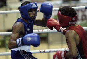 Cuba pierde primero en boxeo Londres