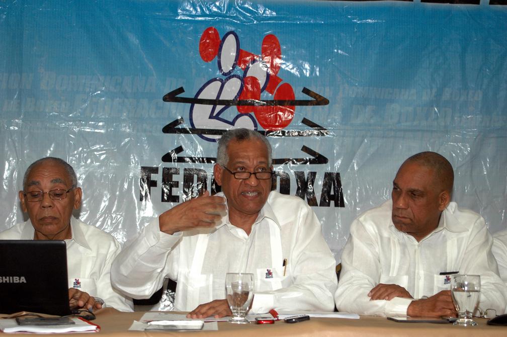 Boxeo RD buscará plazas a JJOO; fija fecha elecciones