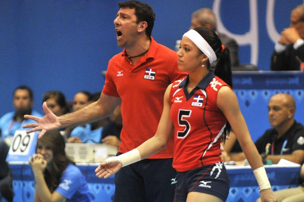 Castillo fue la sensación del voleibol panamericano