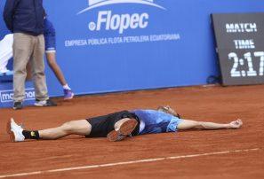 Estrella orgulloso de ser el más veterano en ganar un ATP