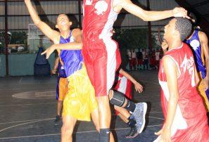 Club Los Mina, campeón basket Juegos Municipales SDE