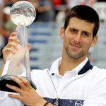 Djokovic y Serena se coronan en Montreal