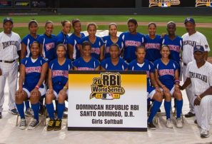 Softbol femenino, campeón serie mundial RBI