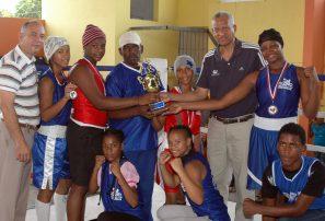 Santo Domingo, SPM y Moca ganan campeonato boxeo