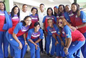 Selección femenina RD competirá en Campeonato del Caribe