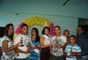 Premian más destacados Juegos San Vicente SFM