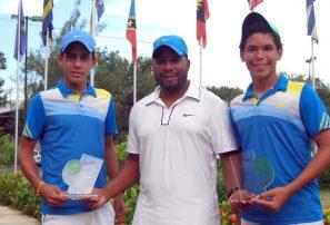 Àlvarez y Negrín, campeones en dobles Copa Mangú