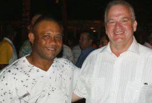 Campusano lidera en golf Caribbean Amateur