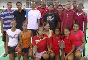 Dominicana y Puerto Rico triunfan en bádminton