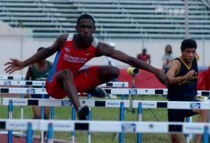 Carlos Jorge, sexto en segundo heat de 200 metros