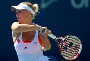 Wozniacki logra cuarto título seguido en New Haven