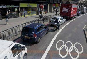 Londres inaugura este miércoles carril paralímpico