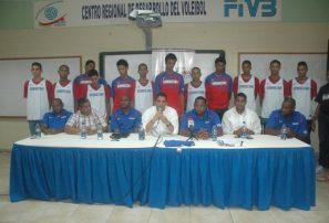 Fedombal presenta equipo U-15 irá Centrobasket