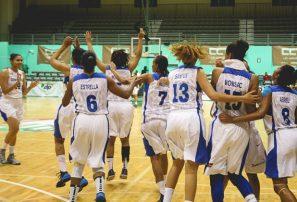 Uribe valora clasificación RD Centrobasket femenino