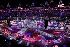 Londres despide unos Juegos deslumbrantes