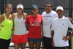 Equipo RD de tenis irá a Copa Fed en San Salvador