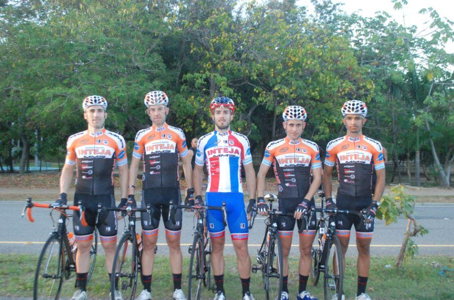 RD tiene primer equipo profesional de ciclismo
