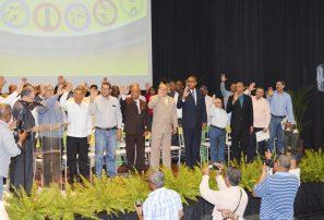 Juramentan a Comité Organizador de Juegos Escolares
