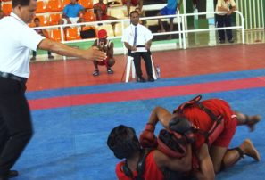 Atletas de Wushu salen airosos en Copa Diamante