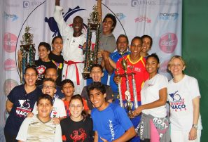 Club Naco, monarca Copa Internacional de Karate