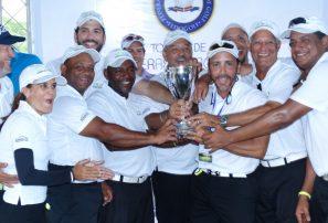 San Pedro conquista torneo Inter Asociaciones FEDOGOLF
