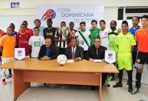 Anuncian Copa Dominicana de Fútbol 2015