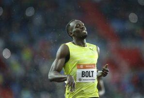 Bolt gana los 200 metros en Ostrava