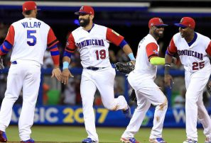 Dominicana apabulla a Canadá en su debut en Clásico Mundial