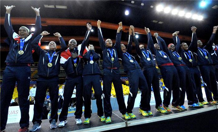 Voleibol RD hizo historia en 2015 con título mundial Sub-20