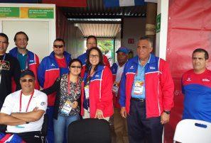Mejía, optimista con participación RD en Centroamericanos