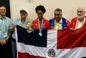 Ramírez Peguero, primera medalla esgrima en Panam