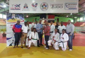 San Cristóbal conquista campeonato kata de judo