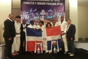 Judocas RD ocupan primer lugar general en campeonato Panamá