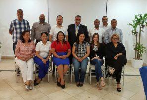 Solidaridad Olímpica COD realiza taller sobre controles internos