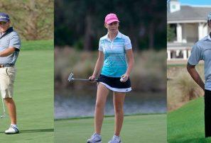Kang y Espinal logran 87 y 91 golpes en Mundial Juvenil Golf
