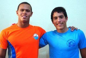 Nadadores logran tiempos para CCCAN El Salvador 2015