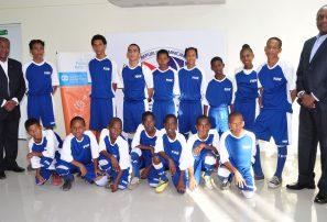 Fedofútbol firma acuerdo para fomentar práctica en niños
