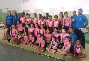 Agisapema y gimnasia club Naco realizan intercambio amistoso