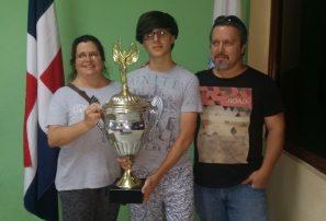 Nieto gana torneo nacional ajedrez juvenil masculino