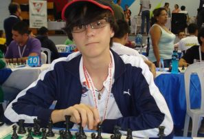 Nieto Rodríguez gana festival centroamericano ajedrez
