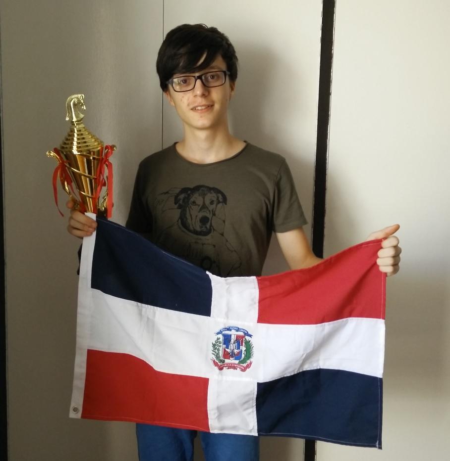 Alejandro Nieto gana plata en Panamericano de ajedrez