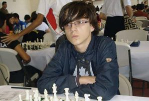 Alejandro Nieto representará a RD en Panam de ajedrez