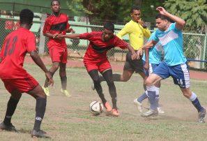 Barahona, a octavos de final nacional de fútbol