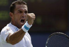 La travesía histórica de Víctor Estrella en el US Open