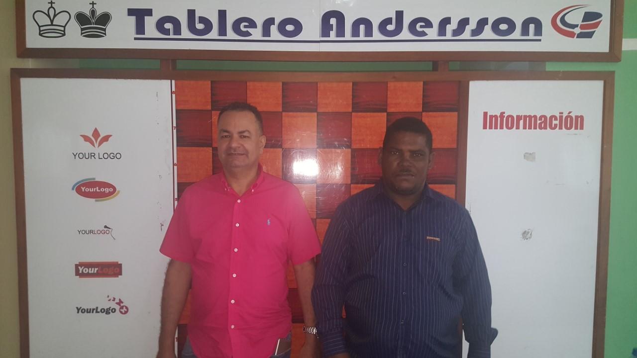Franco encabeza nacional ajedrez superior copa Juan Pablo Duarte