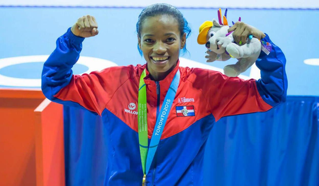 Cotuí hará distinción a medallista Ana Villanueva