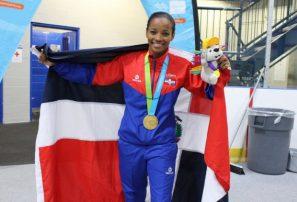 Medallista Villanueva será reconocida en Juegos San Vicente
