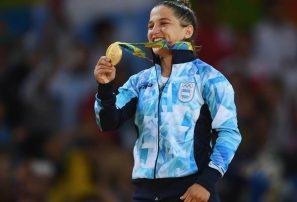 Argentina hizo historia en judo; EEUU impresiona en basket