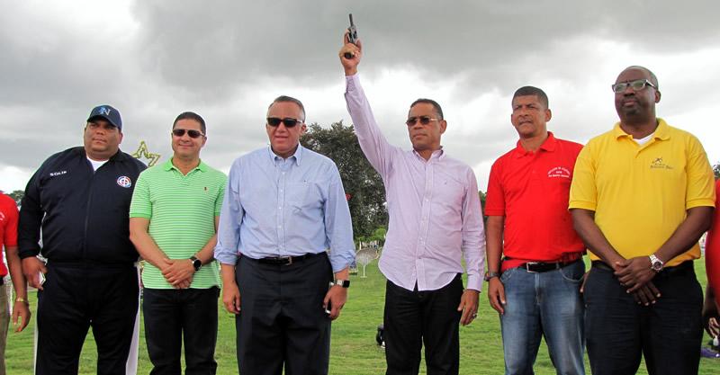 Distrito Nacional conquista Invitacional Atletismo
