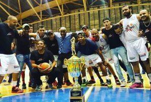 Astros, campeones basket superior Bonao